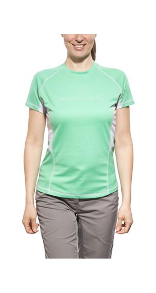 Endura Pulse kurzarm T-Shirt Damen minzgrün